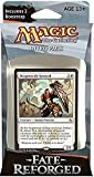Magic The Gathering: Fate Reforged - Intro Pack / Theme Deck: Dragonscale General (Includes 2 Booster Packs & Alternate Art Premium Rare Promo) White