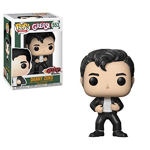 Funko POP! Grease Danny Zuko Collectible Figure