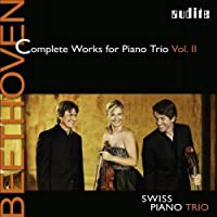 Beethoven: Complete Works for Piano Trio, Vol. 2 by Swiss Piano Trio