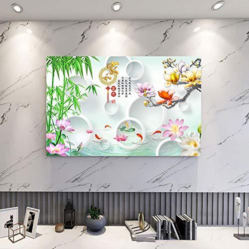 catch-L Cubierta De Polvo De TV LCD El Arranque No Toma Escritorio Montaje En La Pared Cubierta De Tela Cubierta Antipolvo (Color : Rich Bamboo, Size : 80inch-187 * 112cm)