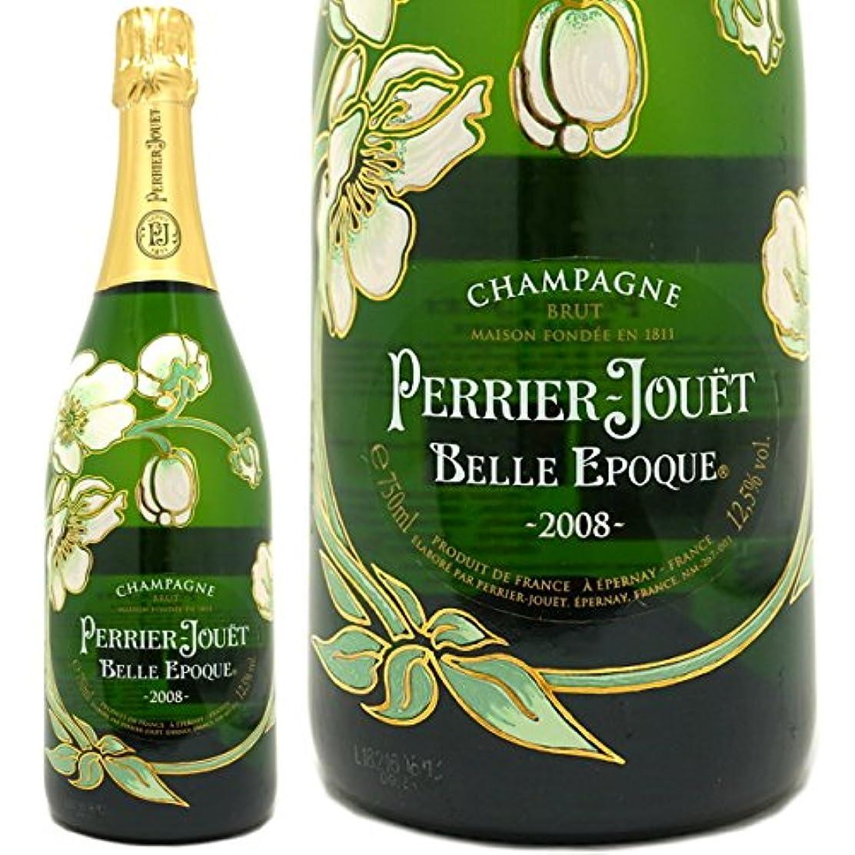 直面する摂氏飢えペリエ ジュエ ベル エポック 2008 シャンパン 白 辛口 750ml