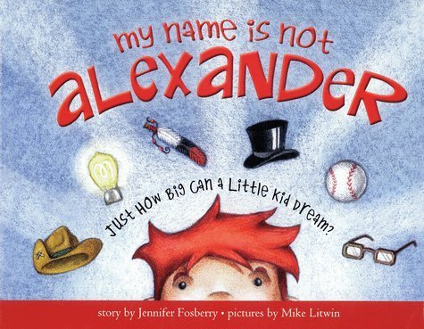 Image of My Name Is Not Alexander