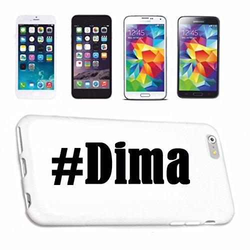 Reifen-Markt Handyhülle kompatibel für iPhone 5C Hashtag #Dima im Social Network Design Hardcase Schutzhülle Handy Cover Smart Cover