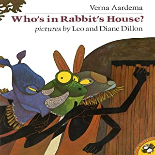Who's in Rabbit's House? cover art