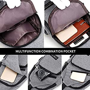 Moda multifunción bolsos para mujer bolso de cuero mochila bolso de hombro plegable impermeable amarillo mochila de viaje Negro