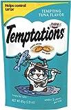K3278400 Temptations Cat Treats, Tuna, 3-oz. - Quantity 12