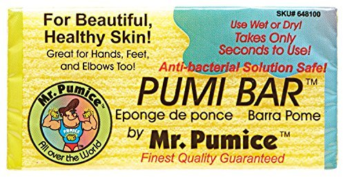 MR PUMICE Pumi Bar, 4 Count by Mr. Pumice