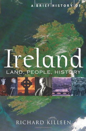 A Brief History of Ireland (Brief History (Running Press))