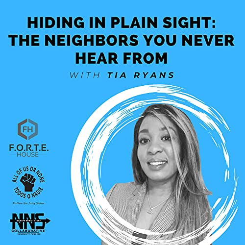 Hiding in Plain Sight: The Neighbors You Never Hear From Podcast By Tia Ryans cover art