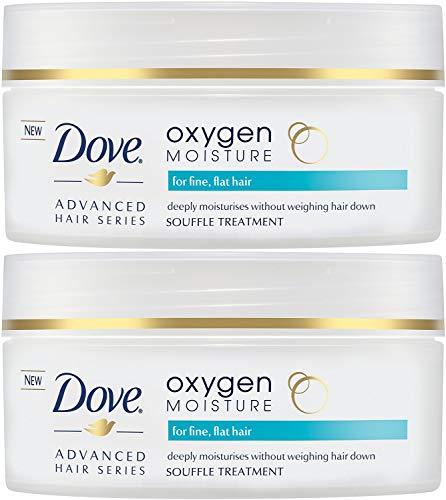 Dove Advanced Hair Series Oxygen Moisture Souffle Treatment, 4.8 Ounce...