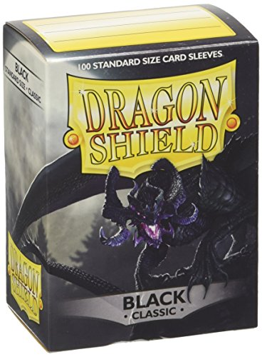 Dragon Shield Manches Standard (Noir)