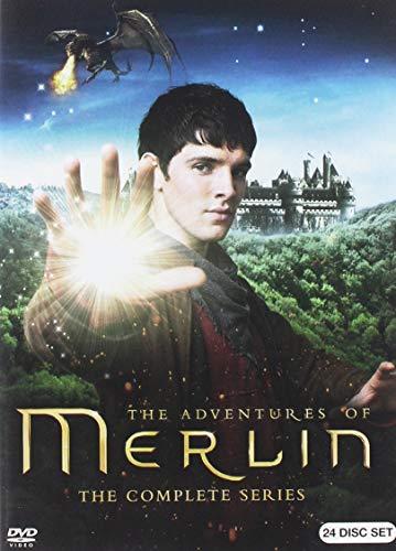 Merlin Complete Series Gift Set (repackage/DVD)