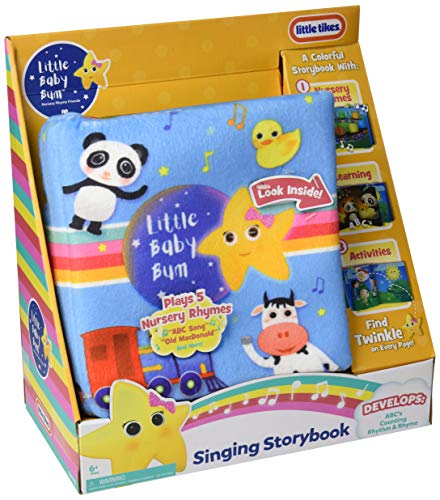 Little Baby Bum Singing Storybook