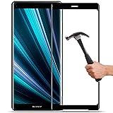 Lapinette de vidrio templado integral, compatible con Sony Xperia L3 – Protección de pantalla de...