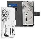 kwmobile Wallet Case kompatibel mit Huawei Y6 (2019) -