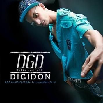 Dgd Audio Factory- Instrumentals EP 01