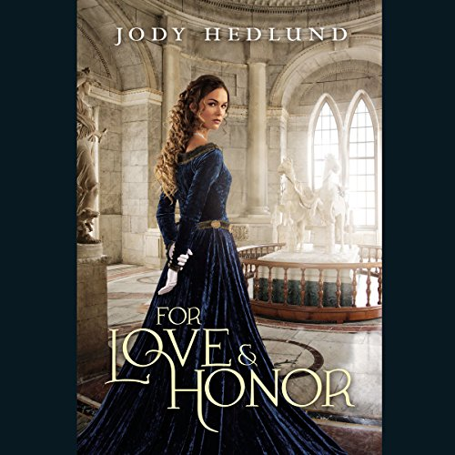 For Love and Honor audiobook cover art