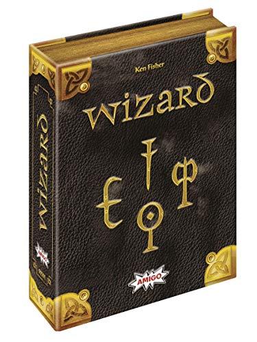 Amigo Spiel + Freizeit 2101 Wizard 25-Jahre-Edition Kartenspiel