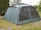 YANES New Kuche Kitchen Tent (12 x 12 x 7'6'') with Rain Panels, Screen House, Dining Shelter, Tent