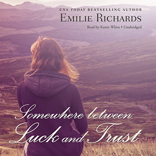 Somewhere Between Luck and Trust copertina