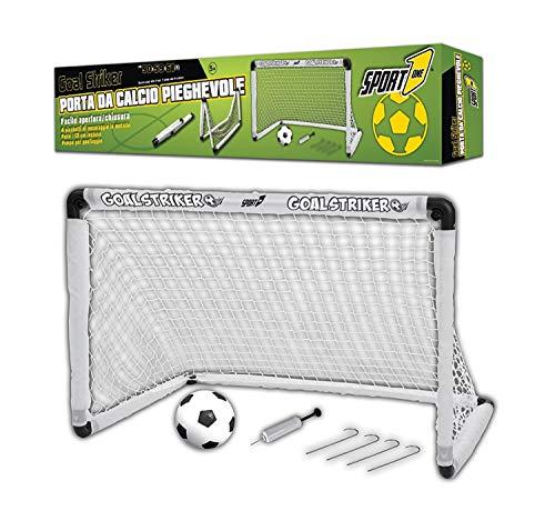 Sport One Porta Calcio Pieghevole Goal Striker
