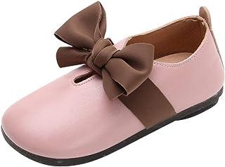 [Mangjiu] サンダル 女の子 フォーマルシューズ キラキラ フォーマルシューズ キッズサンダル 子供靴 1-6歳 マジックテープ ダンスシューズ 蝶結び おしゃれ 滑り止め 柔らかい