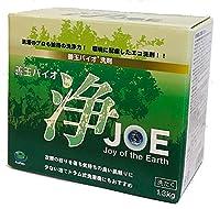 エコプラッツ 善玉バイオ浄 JOE 無香料のエコ洗剤 粉末 1.3k (1箱)