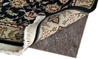 5' X 7' Ultra Plush Non-Slip Rug Pad for Hard Surfaces and Carpet