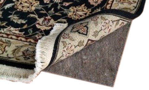 5#039 X 7#039 Ultra Plush NonSlip Rug Pad for Hard Surfaces and Carpet