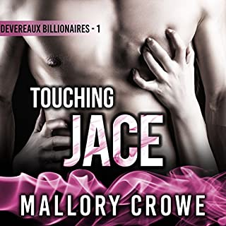 Touching Jace cover art