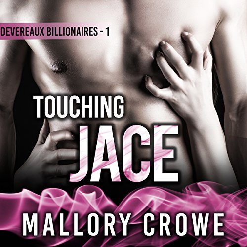 Touching Jace audiobook cover art
