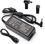 45W AC Adapter Laptop Charger for Hp Notebook 14 15 Series Charger 15-ba009dx 15-ba079dx 15-ba113cl 15-bs015dx 15-ay041wm 15-ay011nr 15-ay196nr 15-r132wm 15-r015dx 15-r030wm 15-r264dx Supply Cord