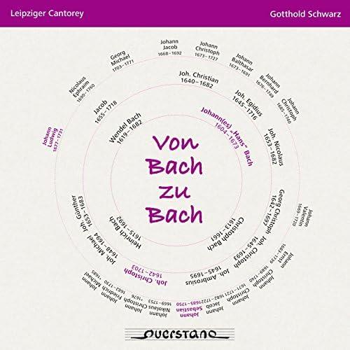Leipziger Cantorey, Gotthold Schwarz, Sächsisches Barockorchester