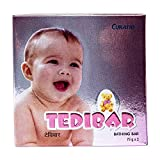 Tedibar Baby Bathing Bar | for Baby's Sensitive Skin | Gentle Cleansing, Skin-Friendly