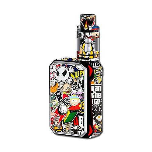 Skin Decal Vinyl Wrap for Smok G-Priv 220W Vape Mod Stickers Skins Cover/Sticker Slap