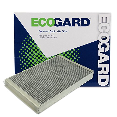 ECOGARD XC35834C Premium Cabin Air Filter with Activated Carbon Odor Eliminator Fits Dodge Sprinter 2500 DIESEL 2007-2009, Sprinter 3500 DIESEL 2007-2009, Sprinter 2500 2007-2008