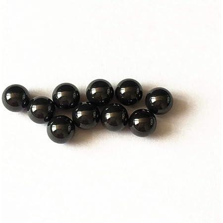 50pcs Dia 1//4/'/' Ceramic Bearing Ball Si3N4 G5 New