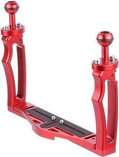 B Blesiya Aluminium Tray Stabilizer Rig Voor Onderwater - Rood