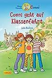 Conni-Erzählbände 3: Conni geht auf Klassenfahrt (farbig illustriert): Ein Kinderbuch ab 7 Jahren für Leseanfänger*innen mit vielen tollen Bildern (3)