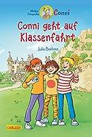 3. Conni geht auf Klassenfahrt (farbig illustriert)