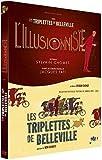 L'Illusionniste + Les Triplettes de Belleville [Francia] [DVD]