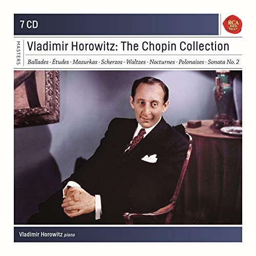 Vladimir Horowitz: The Chopin Collection. Sony Classical Masters Series