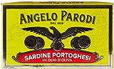 Angelo Parodi - SARDINES A L HUILE D OLIVE 120GR -