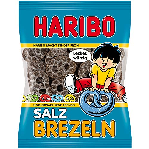 Haribo Salzbrezeln Beutel, 200 g