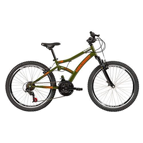 Bicicleta Aro 24 Caloi Max Front Verde