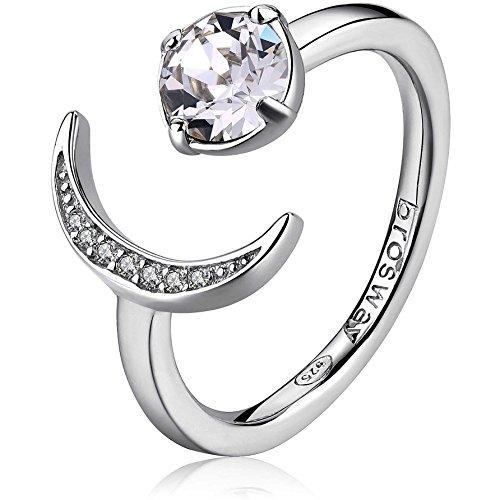 anello donna gioielli Brosway Affinity misura 18 trendy cod. G9AF33C