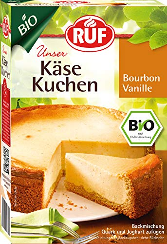 RUF Bio Käse Kuchen, 7er Pack (7 x 560 g)