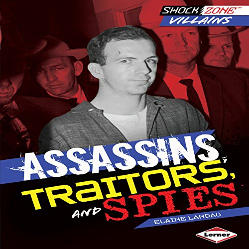 Assassins, Traitors, and Spies copertina