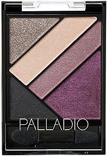 Palladio Silk Fx Eyeshadow Palette Boudoir Chic