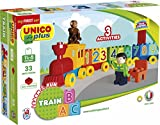 Unico- Trenino ABC Pre School, Colore Nd, 8630-0000